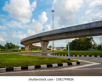 The curb and The bridge