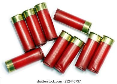 Curb manually shotgun shells. Firearms ammunition