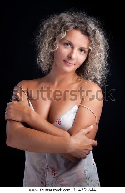 Big chubby fuck tit