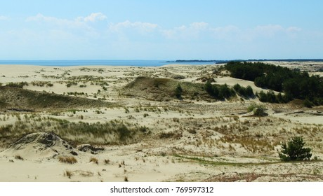 Curonian Spit, Summer 2016