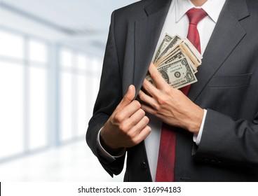 Currency Bribing.