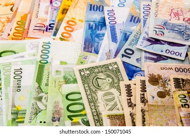 currency paper, banking and finance, money savings