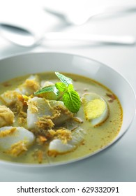 curry lontong