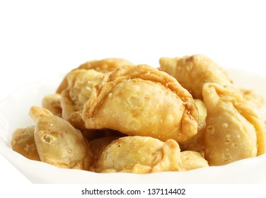Curry puff, thai style