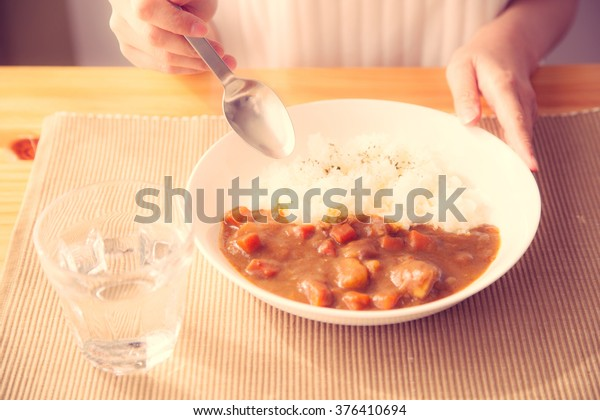 Curry , curry rice