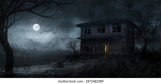 cursed house terror united states 2