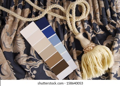 curtain and color choice for interior