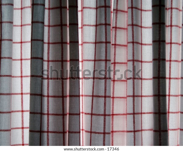 Curtain texture or background image.
