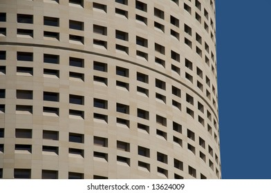 Curved Building Detail
