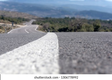 Curved Road Surface
