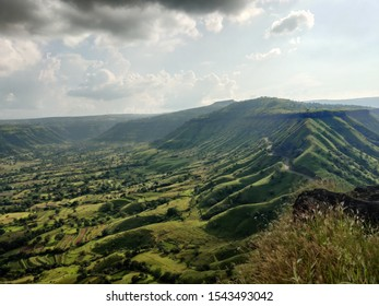 Curvy Mountain Road, Natural landscape, Maharashtra Tourism