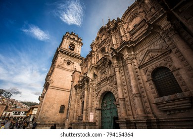 Cusco, Peru (UNESCO World Heritage site)