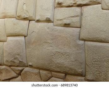 Cusco's 12 corner stone
