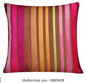 Cushion. Isolated