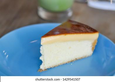 custard cake or custard cake pudding ,caramel custard cake