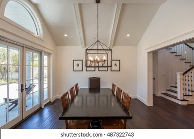 Custom Dining Room Interiors