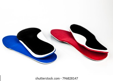 Custom made shoe inserts / insoles
