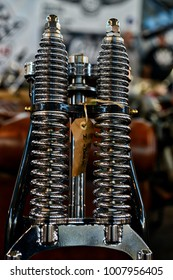 Custom Motorcycles Parts-Springers