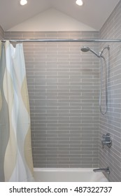 Custom Shower, tile, bathroom, relax