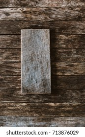 Custom Woodwork on Rustic Background, Cutting Board, Serving Tray