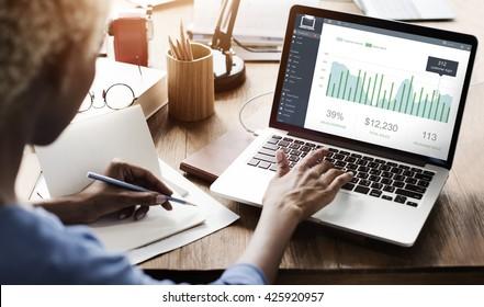 Customer Activity Monitor Dashboard Concept