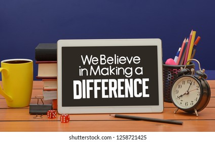 Customer Service Banner we beleive in making difference