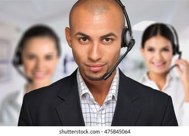 Customer service representative.