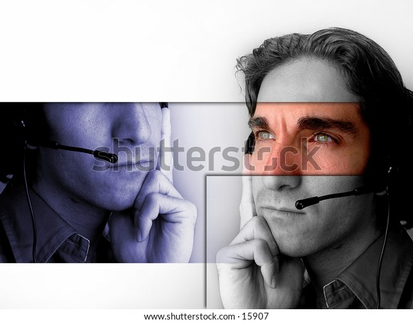 customer service theme