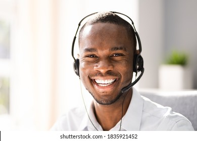 Customer Support Call Center Operator Or Receptionist