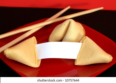 Customizable Fortune Cookie