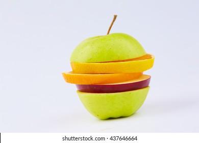 cut fruits