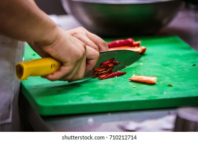 cut red pepper