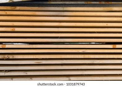Cut wood texture detail
