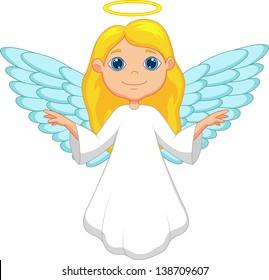 cute angel cartoon images stock photos vectors shutterstock rh shutterstock com cartoon angel images free cartoon angel pictures clip art