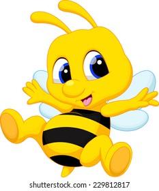 cartoon bumblebee images stock photos vectors shutterstock rh shutterstock com Bumble Bee Border Bumble Bee Tattoo