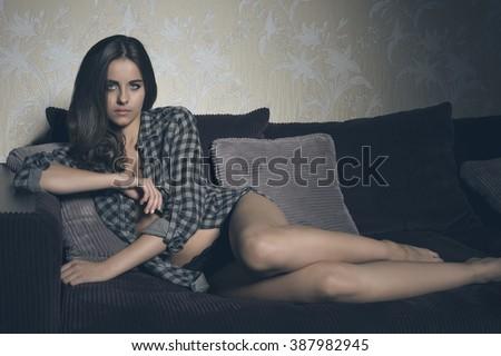 ukraine nude long haired girls