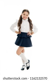 Cute and fun hairstyles make you shine on first week back school. Gorgeous tails perfect for everyday. Pupil long curly hair. Hairstyle schoolgirl nice and easy. Proper appearance for schoolgirl.