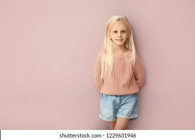 576904e35 little blonde girl Images
