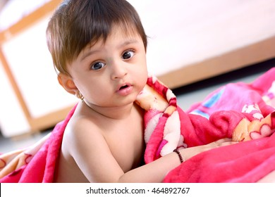 Cute Indian Baby