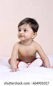 cute Indian Baby boy
