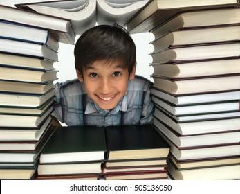 Cute kid portrait