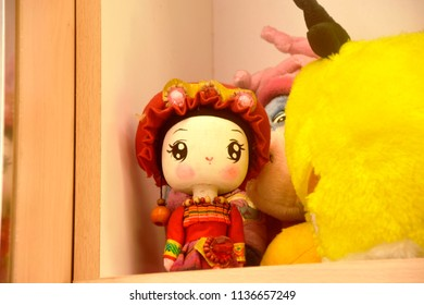 cute kids soft toys doll,18july2018,Dhaka, Bangladesh