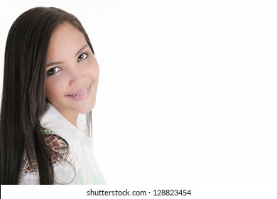 cute latina teen