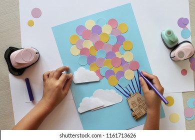 Paper Craft Making Images Stock Photos Vectors Shutterstock