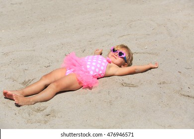 Swimsuit Little Girl Images Stock Photos Amp Vectors