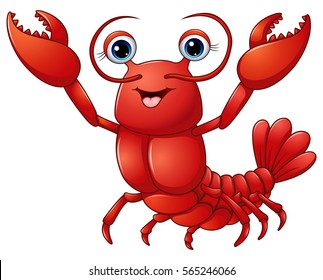 Lobster Cartoon Images...