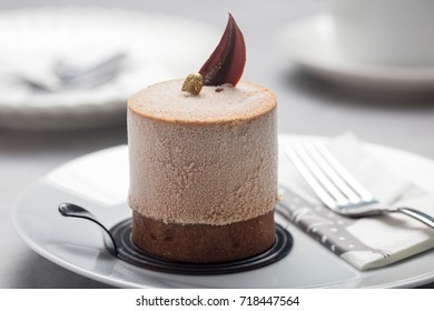 Cute Mousse Cake