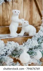 Cute Polar Bear toys