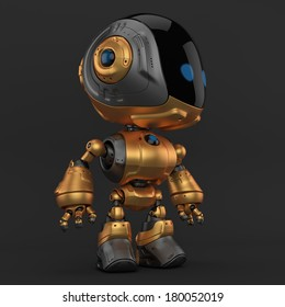 Cute robot toy/
