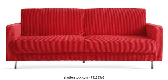 Red Couch Images, Stock Photos & Vectors   Shutterstock